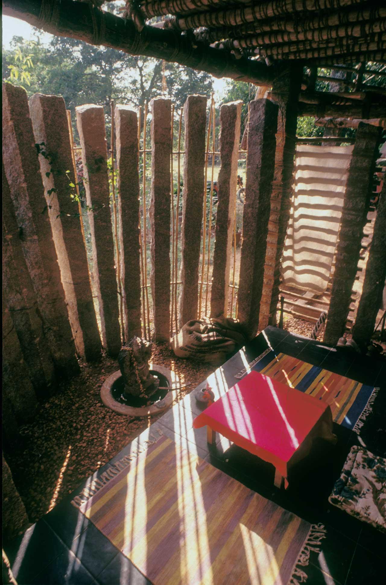 Hut-architecture